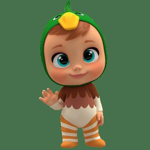 Nuska Bebes Llorones Cry Babies