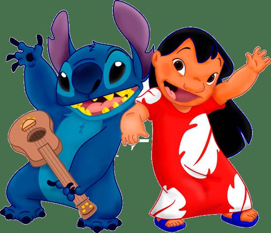 Lilo y Stitch clipart