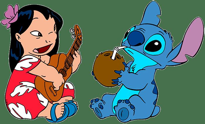 Lilo y Stitch imagenes png