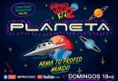 Grupo Improvisa2 presenta : PLANETA, armá tu propio mundo.