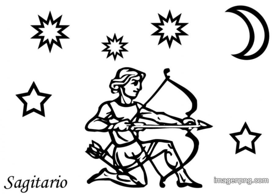 Signos Zodiacales para colorear