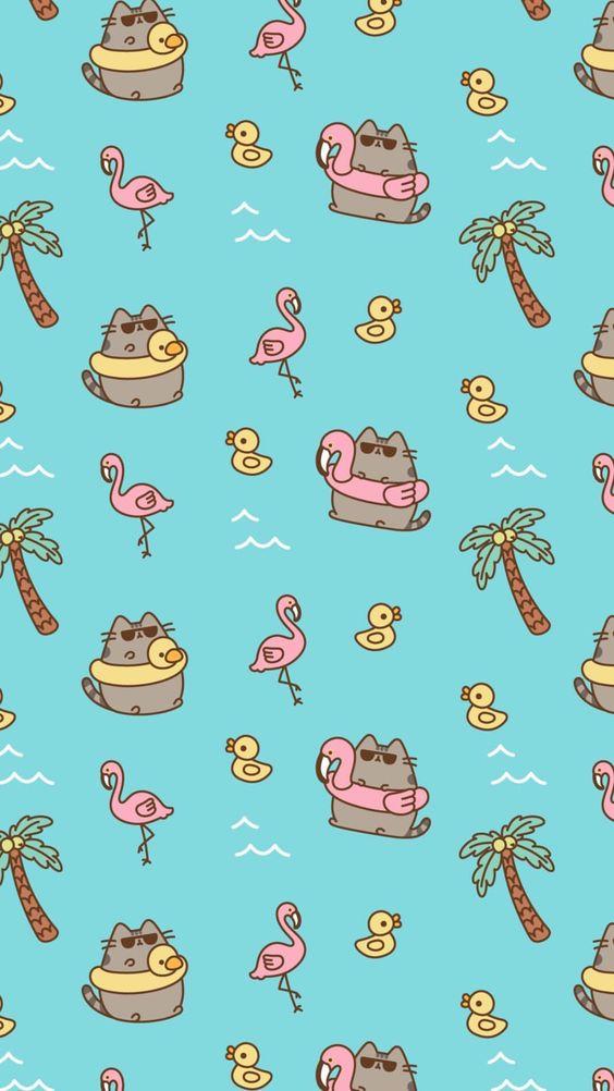 Cute Summer Wallpapers For Girks Wallpaper Gato Messenger