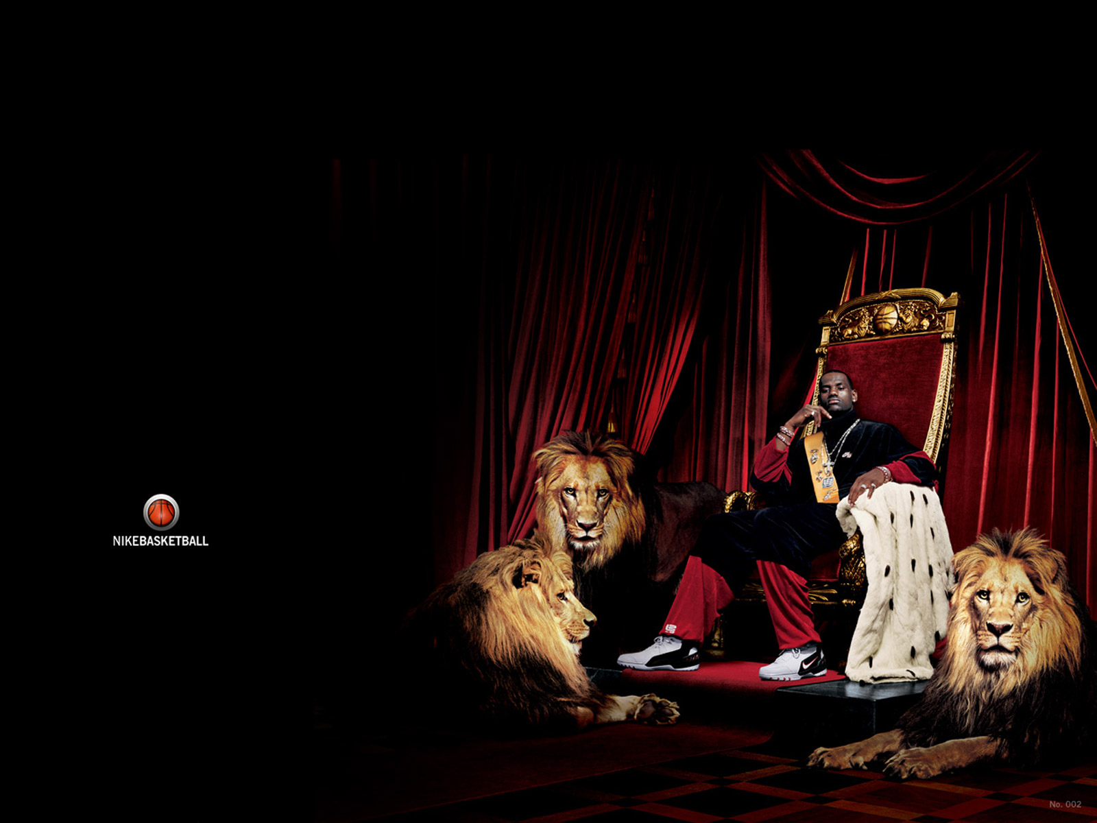 Lebron James Animated Wallpaper Fondo King Lebron James En Fondos De Pantalla
