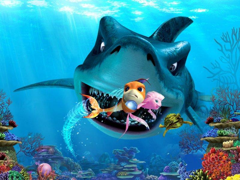 3d Wallpaper Live Fish Fondo Marina Rios En Fondos De Pantalla