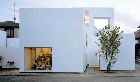 Arquitetura japonesa: Casa Moryama