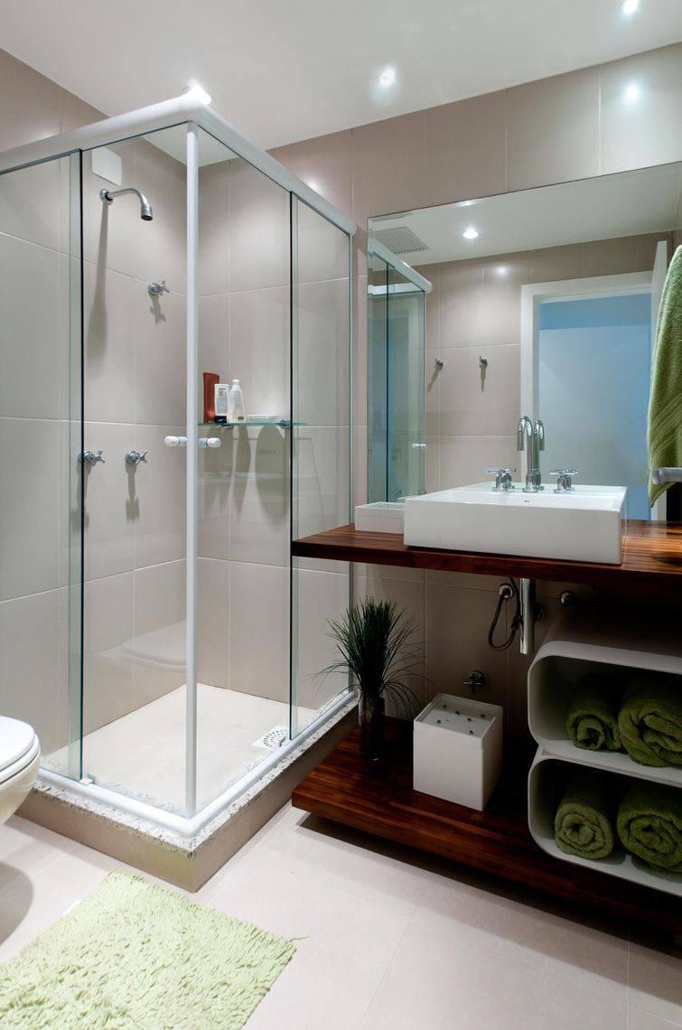 35 Banheiros Pequenos com Dicas e Inspiraes para Voc