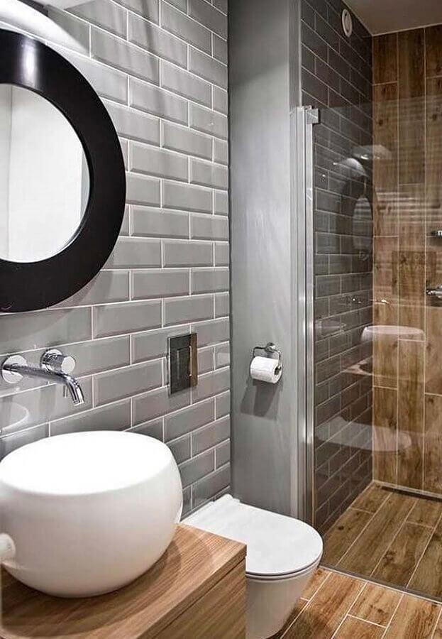 75 Banheiros Pequenos com Dicas e Inspiraes para Voc