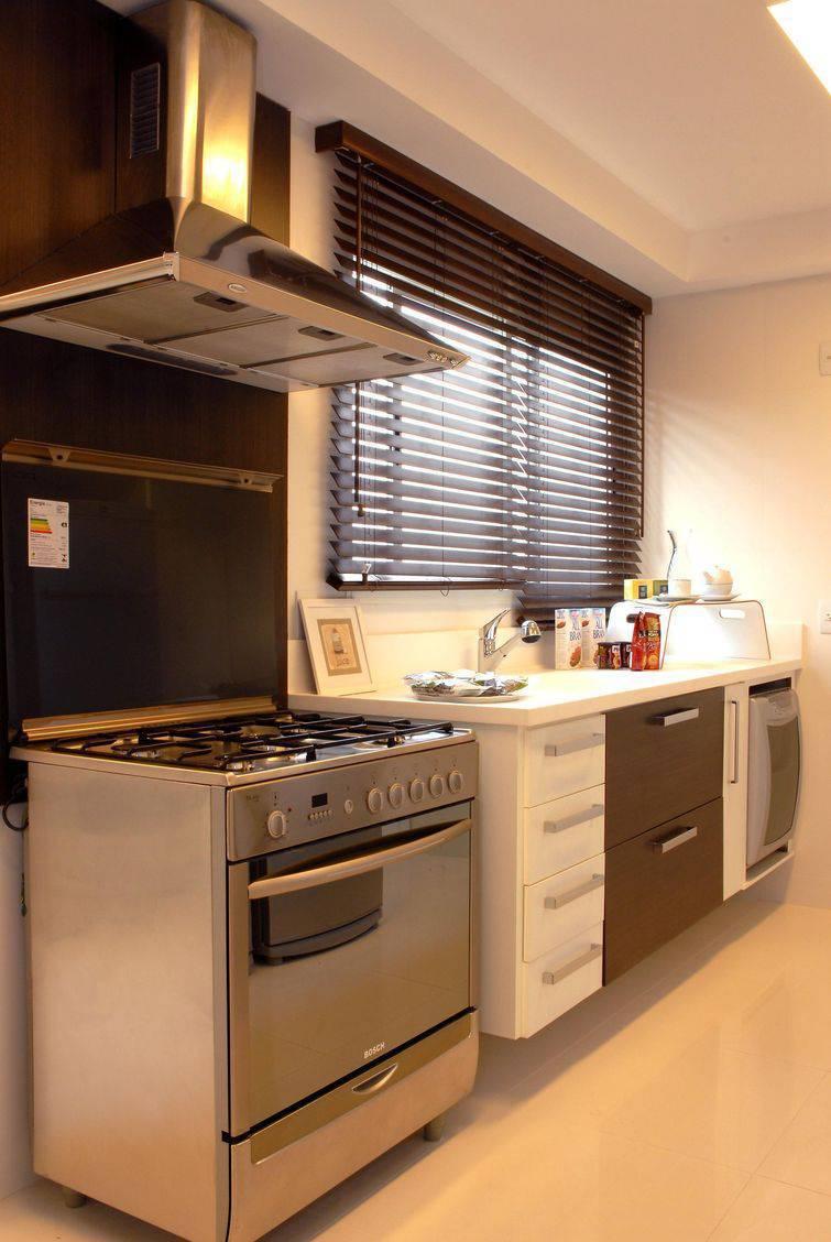 Cozinha pequena decorada truques de decorao