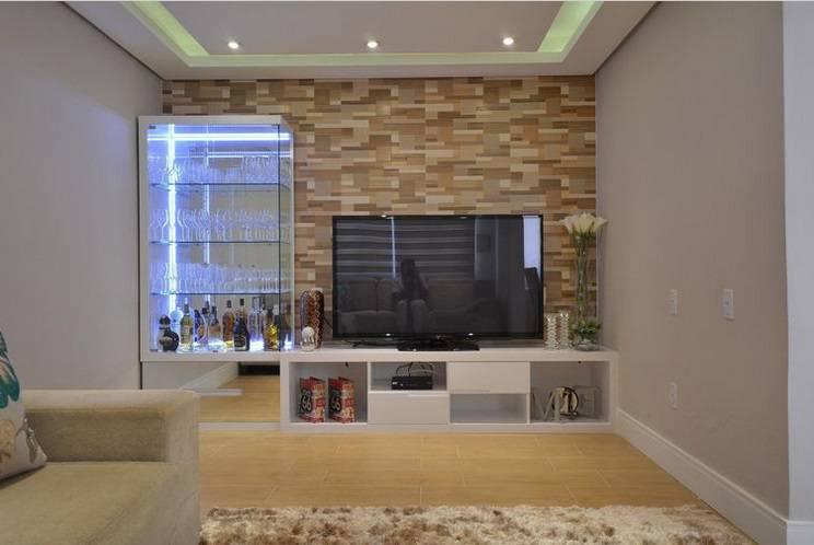 Transforme sua casa com belssimos modelos de bar para sala