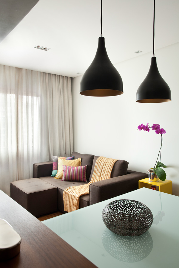 Apartamento Pequeno um espao aconchegante para viver