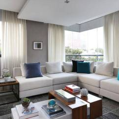 Sofas Modernos Para Sala De Tv Microfiber Sofa Uk Canto Ter Uma Estar Perfeita 62761 Hildebrand Silva Arquitetura