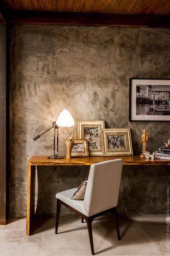 104537- sala de estar com piso de cimento queimado -casa-cor-2016-viva-decora