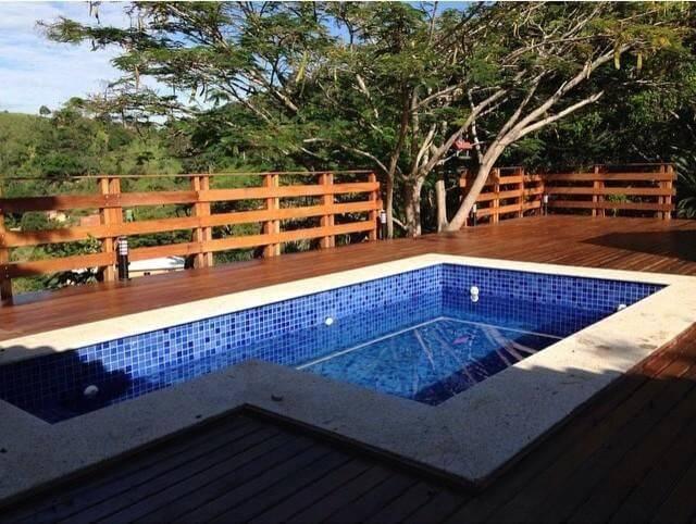 casas de campo piscina cals arquitetos 102586