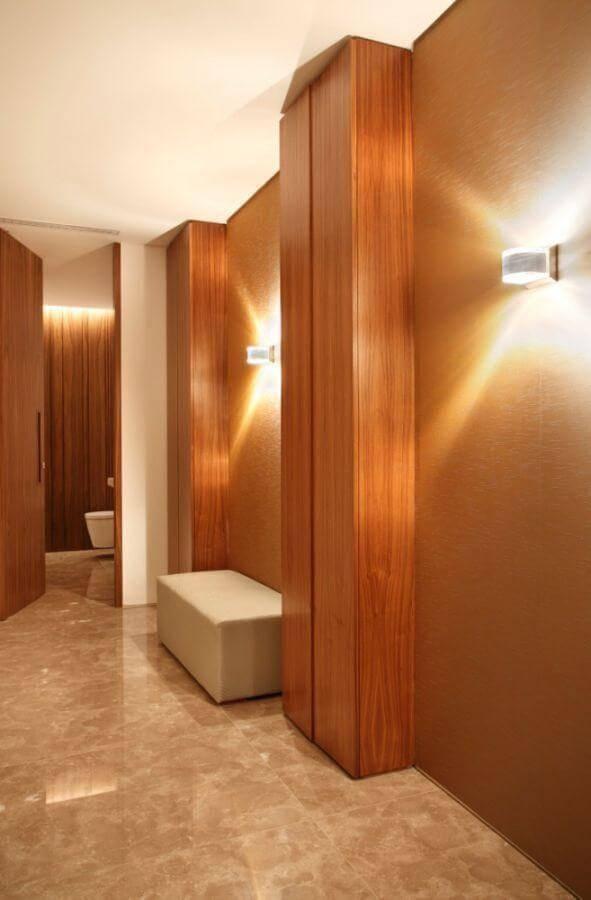 marmore corredor iluminado a1 arquitetura 75484