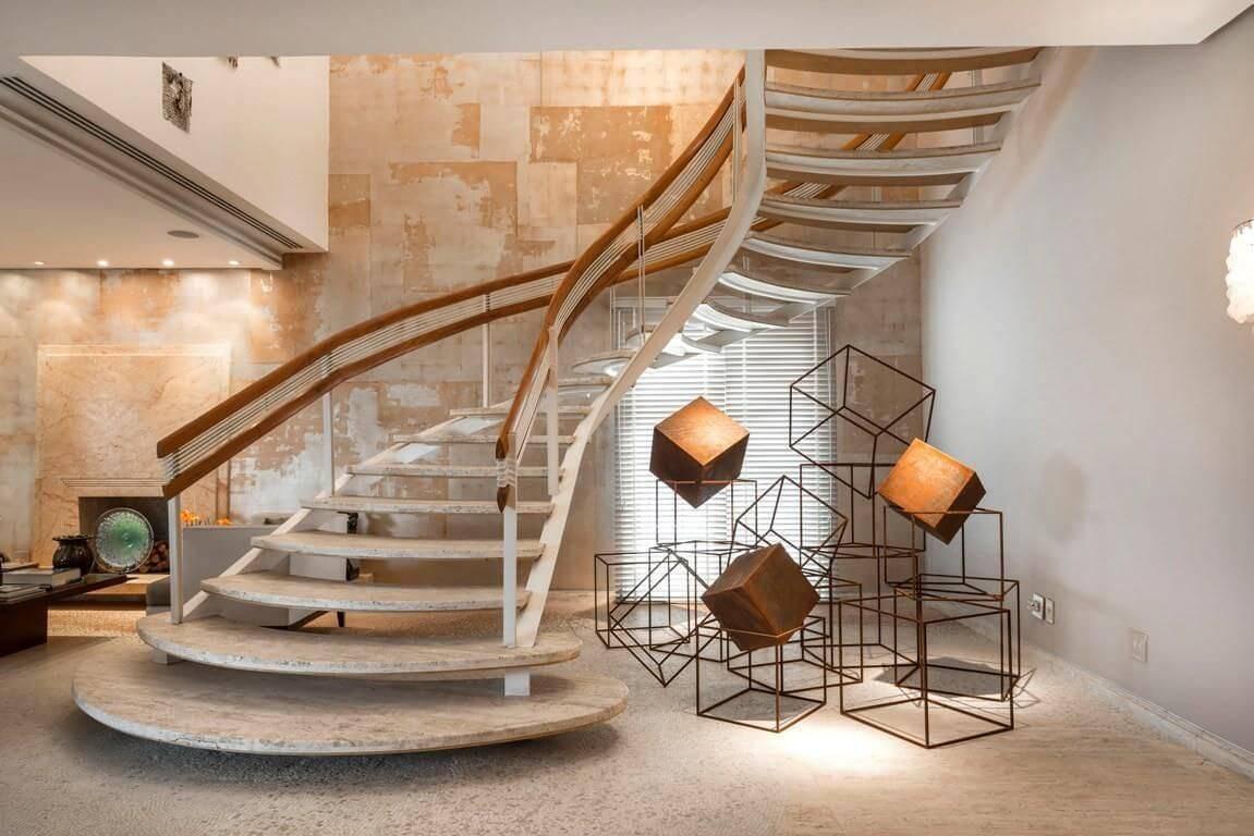 marmore na escada denise barretto 76029