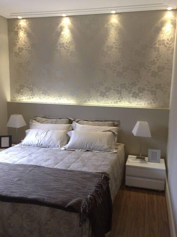 Papel de parede quarto de casal janaina leibovitchh 952