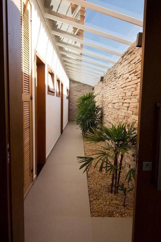Pedras Decorativas 31 Inspiraes Lindas de Casas e Jardins