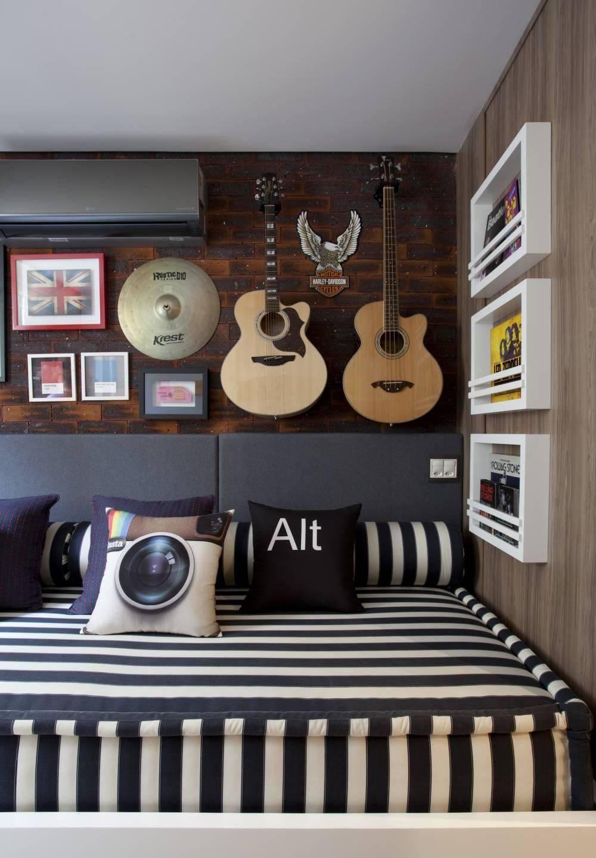 quartos de solteiro decorado juliana pippi 71013