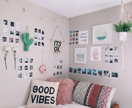 quartos decorados pinterest com fotos