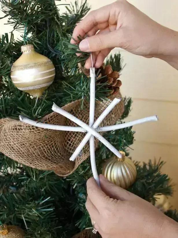 Como Enfeitar rvore de Natal Passo a Passo Fcil