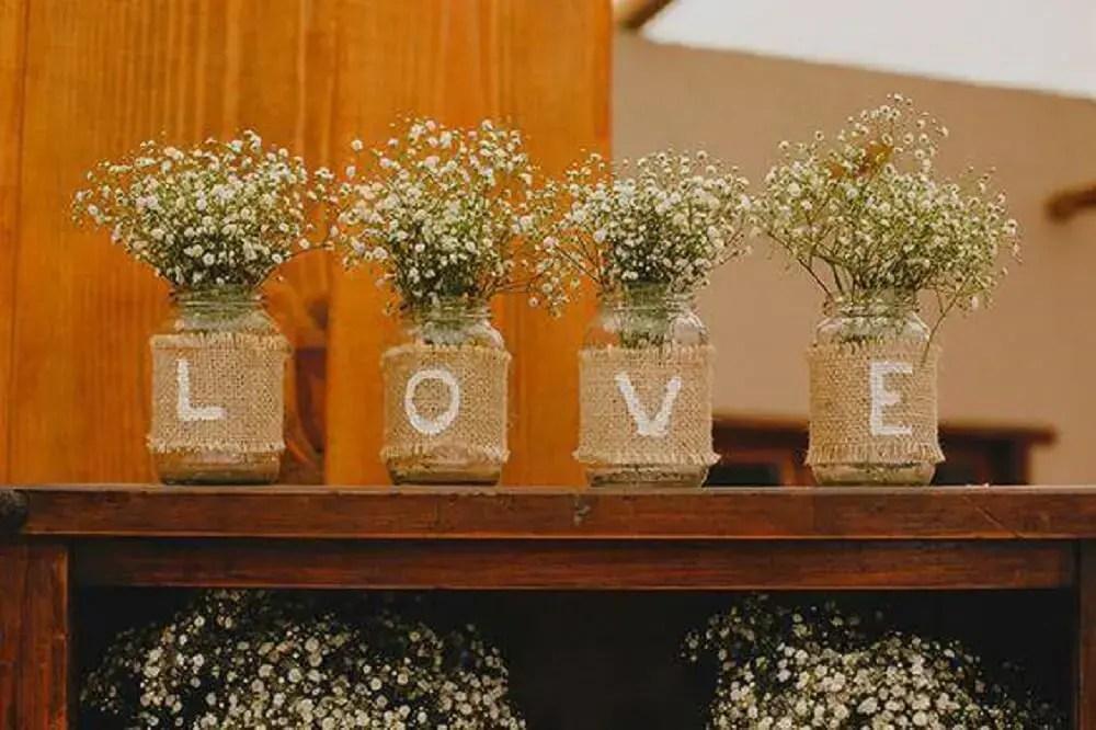Mesas Enfeites De De Casamento