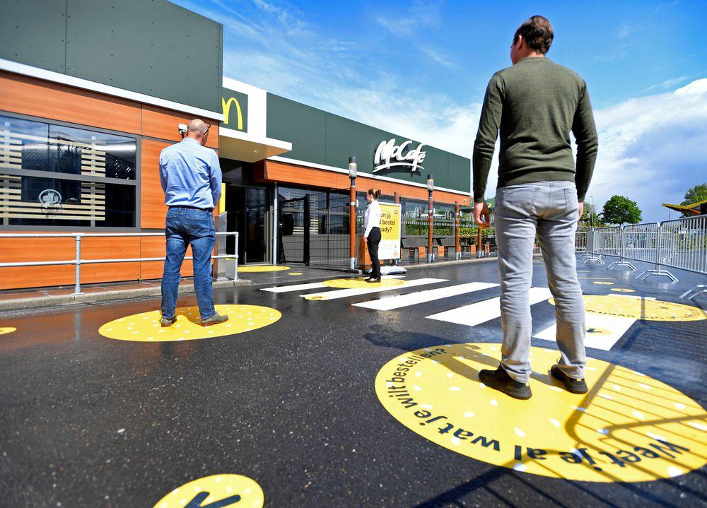 Como funcionará o McDonald's quando reabrir suas portas depois da pandemia