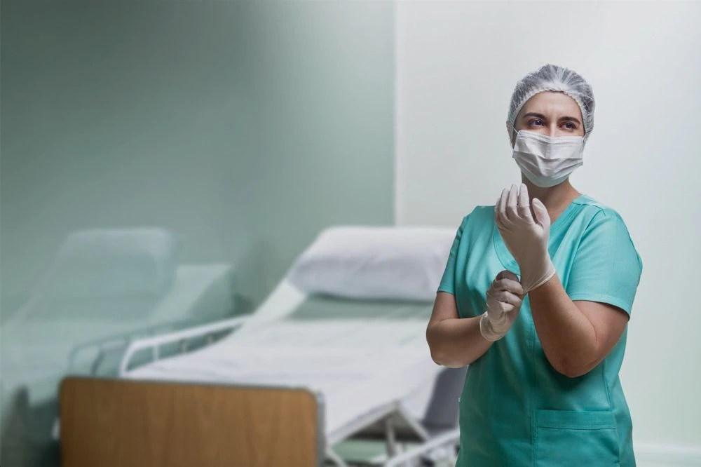 A luta contra o coronavírus tem o rosto de mulheres