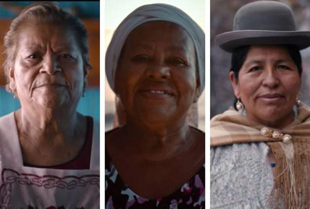 Os sabores e saberes das mulheres da América Latina, em uma série de TV