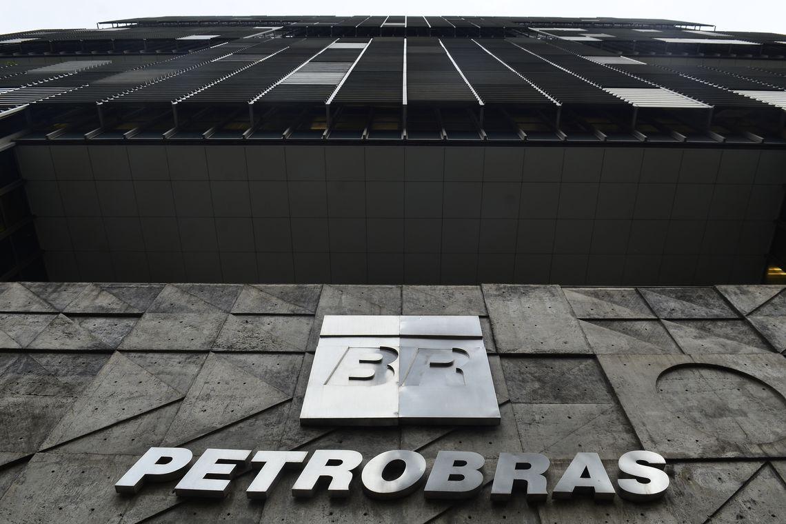 Edifício-sede da Petrobras na Avenida Chile, centro do Rio