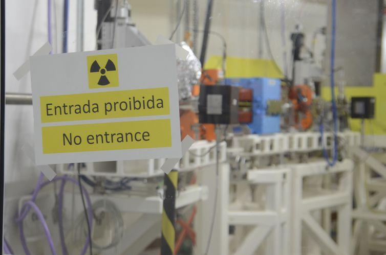 O projeto Sirius, que tem como objetivo gerar luz síncroton em aceleradores de elétrons, é inaugurado no Centro Nacional de Pesquisa em Energias Materiais - CNPEM.