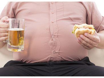 Sedentarismo e obesidade