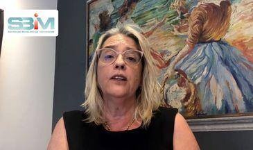 Isabela Ballalai,vice-presidente da Sociedade Brasileira de Imunizações (SBIm)