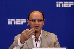 O Ministro Rossieli Soares, fala sobre o segundo dia de provas do Enem 2018.