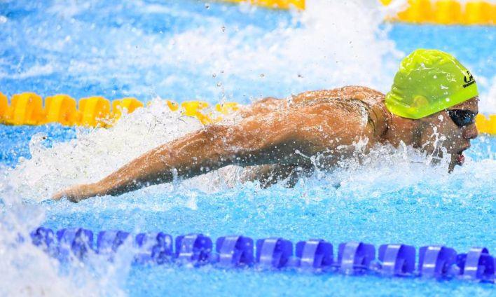 Esportes mais praticados no brasil: 04 Natação