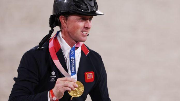 Ben Maher - Campeão na categoria Individual