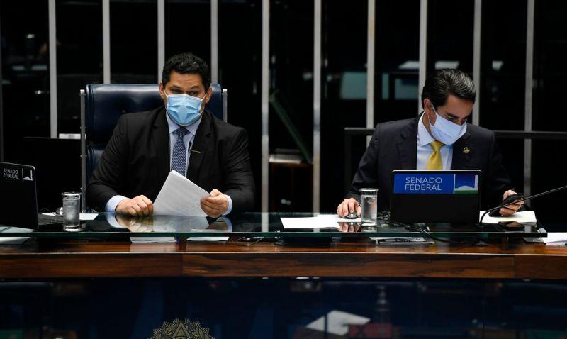 Sessão deliberativa extraordinária semipresencial, para análise de indicações de embaixadores do Brasil em diversos países e para o cargo de ministro do Superior Tribunal Militar (STM). Ordem do Dia.  Mesa: presidente do Senado Federal, senador