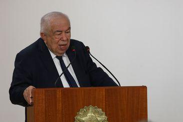 Brasília - O deputado Paes Landim discursa na solenidade de sanção do Projeto de Lei que cria a Universidade Federal do Delta do Parnaíba e a Universidade Federal do Agreste de Pernambuco (Valter Campanato/Agência Brasil)