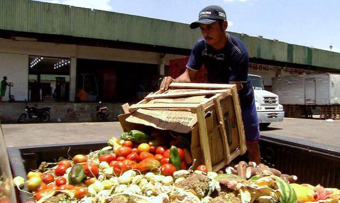 Brasil: Lanzan campaña para reducir el desperdicio de alimentos | Agência  Brasil