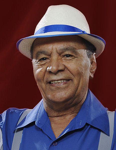 Compositor da Velha Guarda da Portela, Monarco está na escola de Madureira desde os 12 anos
