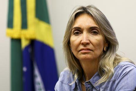 Educadora e representante da Confederação Nacional dos Trabalhadores em Educação (CNTE), Rosilene Corrêa Lima.
