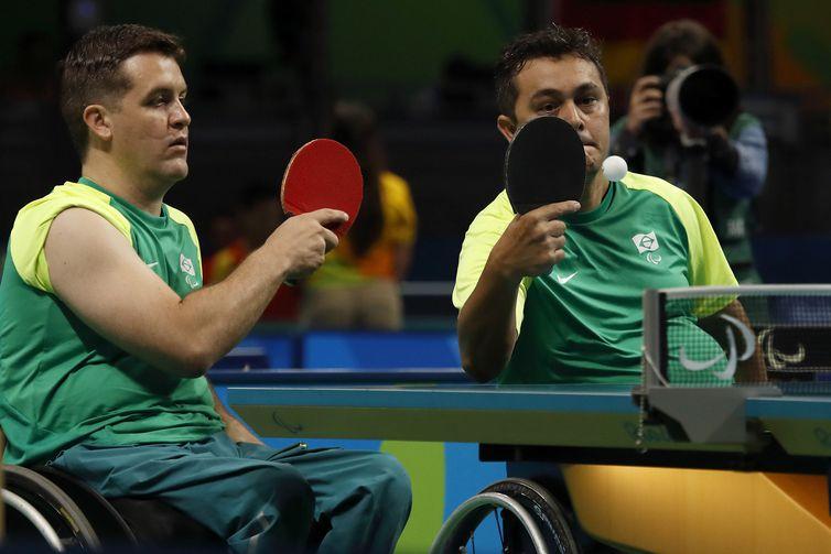 David Freitas e Welder Knaf. Paralimpiada  20216
