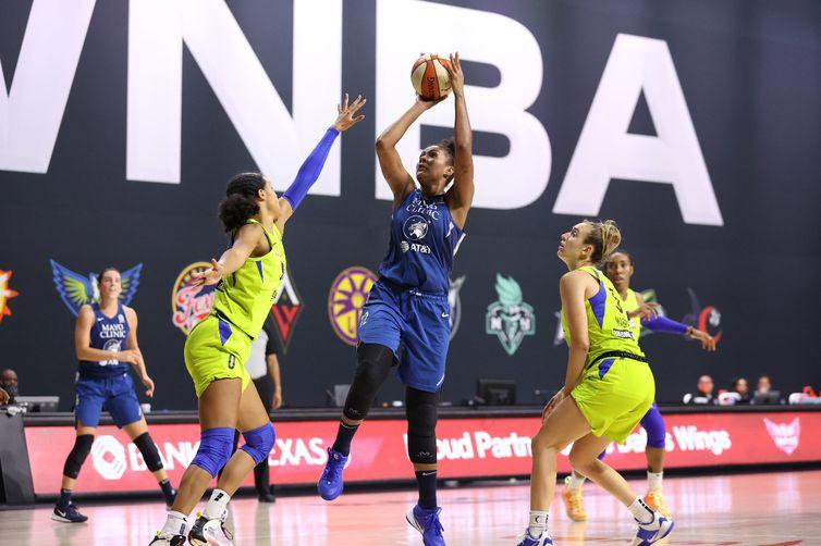 Damiris, Pivô, WNBA, basquete feminino
