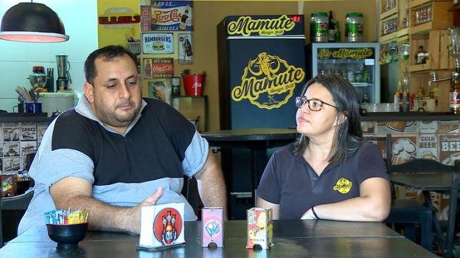 Hamilton e Glacimara trocaram Sorriso (MT) por Alter do Chão (PA)