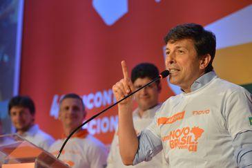 Partido Novo confirma João Amoêdo como candidato a presidente