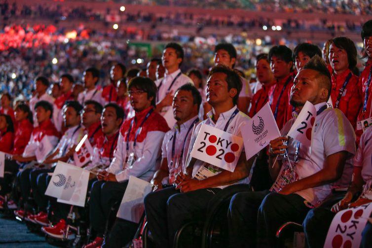 Paralimpíada, cerimônia, encerramento, Rio 2016