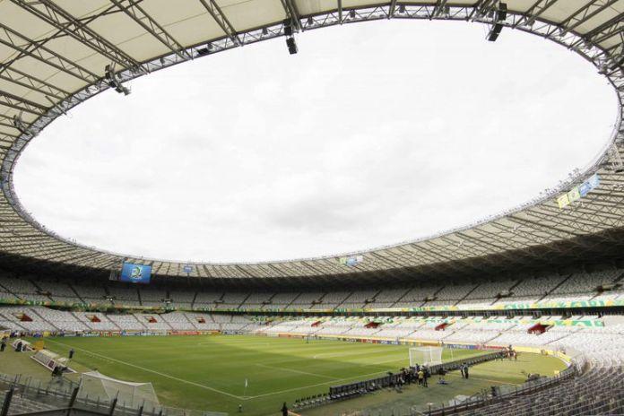 Estádio do Mineirão, em BH