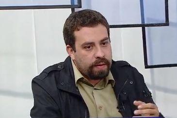 Guilherme Boulos é o candidato do PSOL à Presidência da República