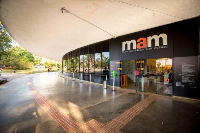 Museu de Arte Moderna de SP - MAM