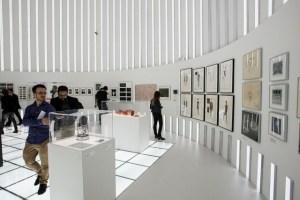 Ambiente do clássico 2001 na Exposição