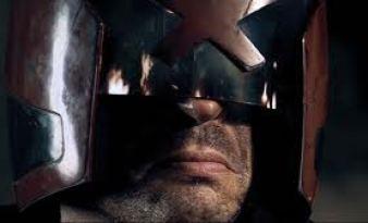 Karl Urban, um queixo perfeito para Dredd!